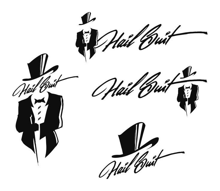 Logo design: Hail Suit [11-2017]