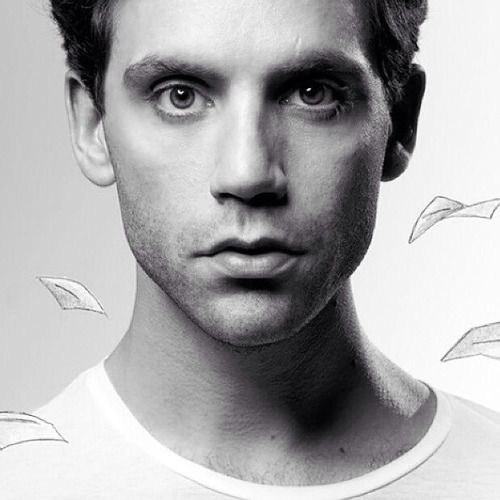 MIKA the origin of love. Even this picture gets to me <3