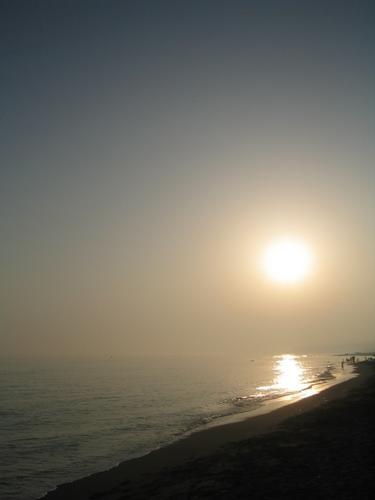 My beach, Rincon de la Victoria in Malaga Spain