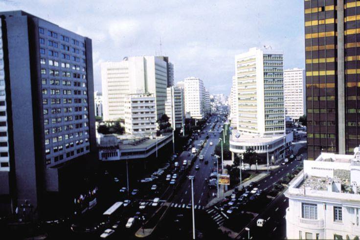 casablanca Avenue des far
