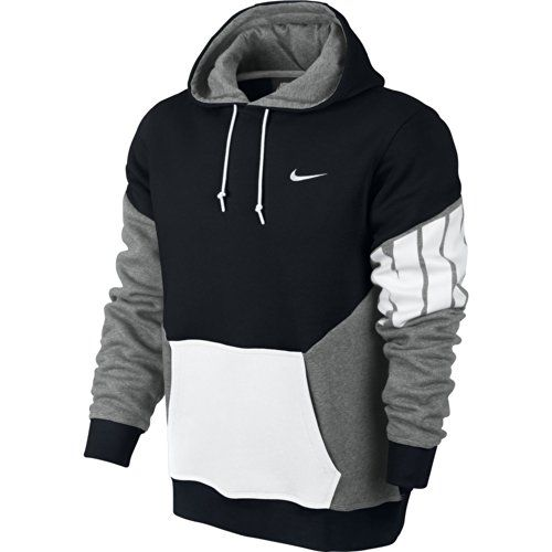 Nike Club Hoody-New Clrblk - Sudadera para hombre, color negro / gris / blanco, talla M-T Nike http://www.amazon.es/dp/B00LITGPVU/ref=cm_sw_r_pi_dp_y73Hub0GY8GYD