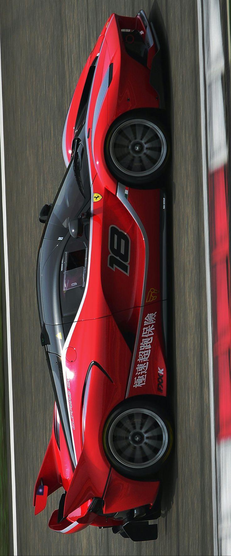 (°!°) Ferrari FXX-K, BadAss...