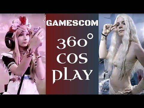#VR #VRGames #Drone #Gaming 360° Video 4K VR | COSPLAY at GAMESCOM 2016 #Cardboard, 360 4k, 360 anime, 360 dance, 360 girls, 360 pokemon, 360 sexy, 360 video, 360 video 4k, 360 video clip, 360 video hot, 360 video sexy, 360 VR, 360-degree video, 360video, 4k, 4k 360 video, 4k video, 4k vr, 4K VR Video, anime, anime 360, asian girls, Cosplay, cosplay sexy, girls 360, hottest cosplay, japanese girl, league of legends, lol, lol 360, Sexy, sexy 360, sexy anime, sexy cosplay, vi