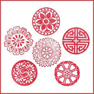 Hanji patterns
