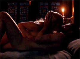 Here's a Gratuitous Breakdown of THAT Entire Jon Snow and Daenerys Scene