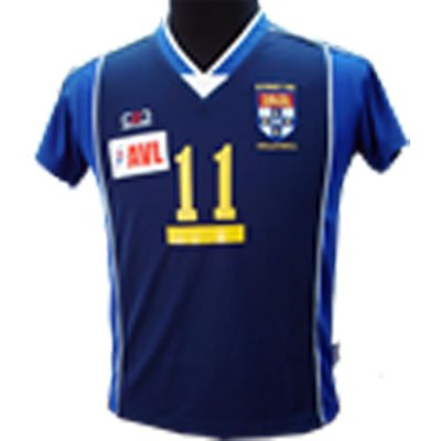 V Neck Branded Soccer Tee Adults incl Dye Sublimation Min 25 - Clothing - Sports Uniforms - Dye Sublimated Sportswear - PMX014 - Best Value Promotional items including Promotional Merchandise, Printed T shirts, Promotional Mugs, Promotional Clothing and Corporate Gifts from PROMOSXCHAGE - Melbourne, Sydney, Brisbane - Call 1800 PROMOS (776 667)
