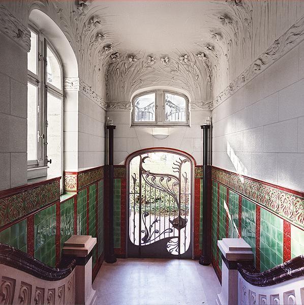 Maisons de Strasbourg » Robertsau n° 76 (Allée de la) : villa Schutzenberger – cadastre 99 n° 3