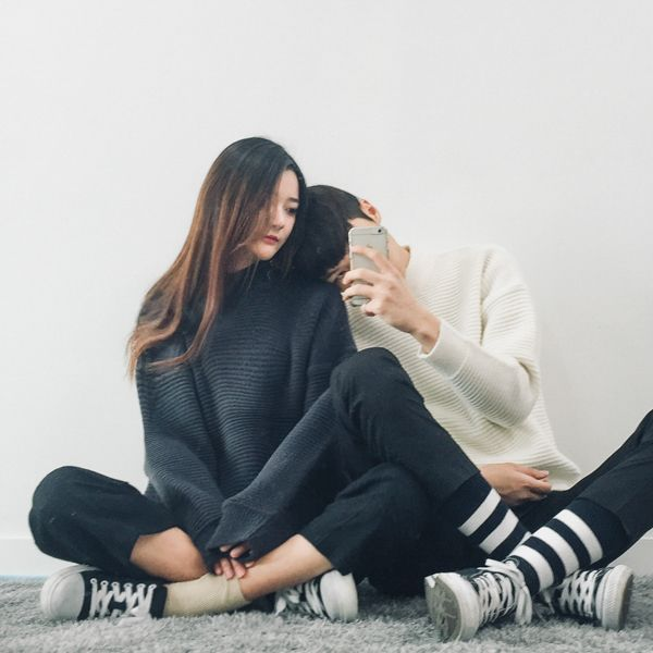 Ulzzang Couple Korea