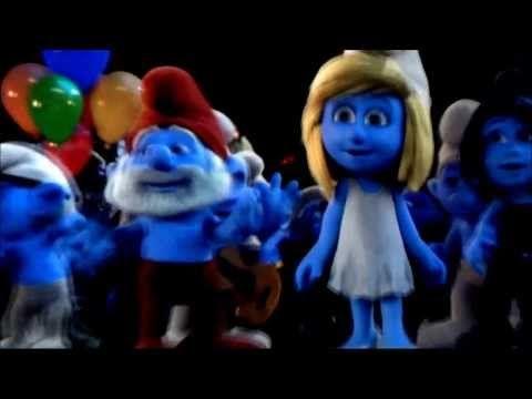 Vamos ya mas ...Los Pitufos, La canción de infantiles, cancion los pitufos, pelicula 2 - YouTube