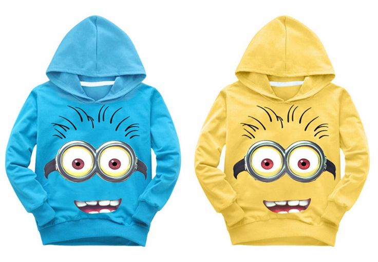 http://babyclothes.fashiongarments.biz/  2016 New Hot Despicable Me kids Hoodies kids boys girls spring autumn thin sweater Long Sleeve Outwear baby clothes, http://babyclothes.fashiongarments.biz/products/2016-new-hot-despicable-me-kids-hoodies-kids-boys-girls-spring-autumn-thin-sweater-long-sleeve-outwear-baby-clothes/,   NOTICE: The picture we show is Real Object Photography .  Due to production problem which may lead to clothes some thread, please understand  Dear buyer: please note that…