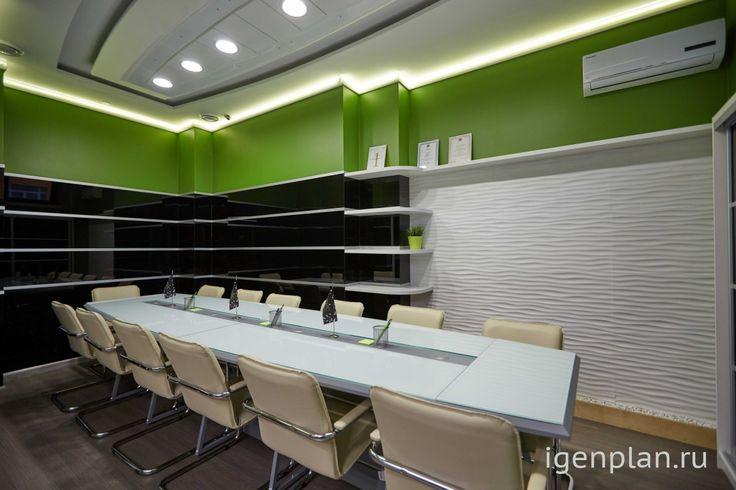 интерьер офиса , дизайнер - Андрей  Поляхов