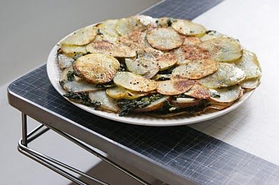 potato and kale galette | recipes to TRY | Pinterest | Kale, Potatoes ...