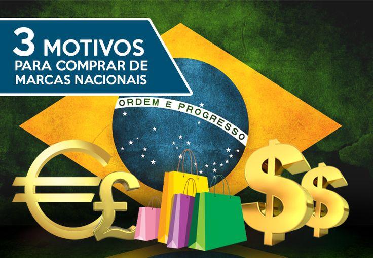 Veja 3 #Motivos que mostram porque #Vale mais a pena optar pelas #Marcas #Nacionais. ;) O 1° Vai ser #MUITO #Revelador ! | Produtos Essenciais para Sua Empresa-> Macrolab.com.br