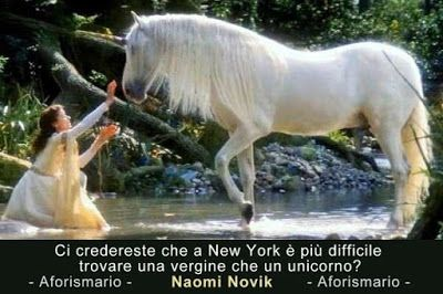 Aforismario®: Unicorno - Aforismi, frasi e citazioni