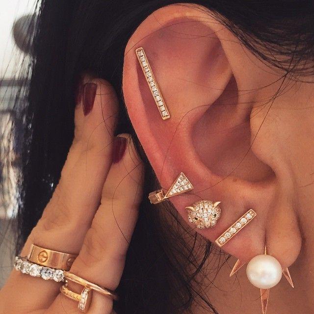 """""""Some #rubystella ear goodies for ya """""""