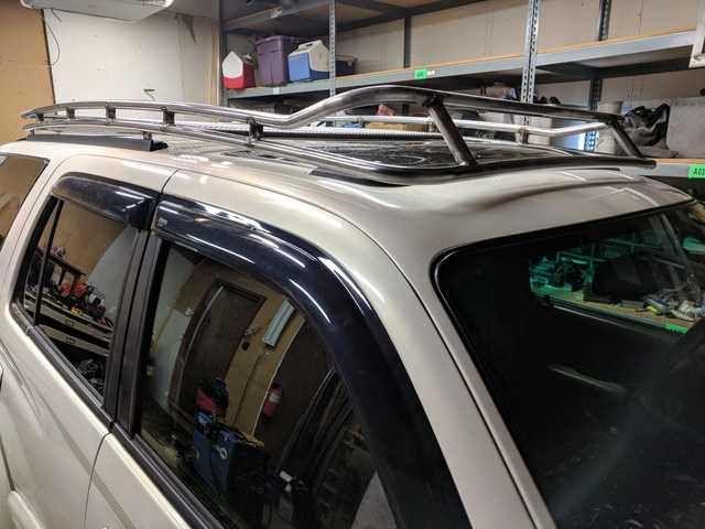 Imgur 4runner Roof Rack Toyota 4runner