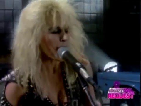 LITA FORD-KISS ME DEADLY - YouTube