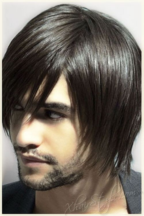 Straight Hairstyles Shaggy Men Hairstyles 2017