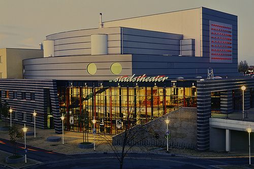 Zoetermeer, The Netherlands http://www.stadstheater.nl
