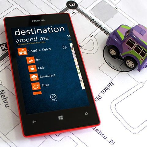 The new Destination Manager app on your Windows Phone shows you turn by turn directions to wherever you need to be.