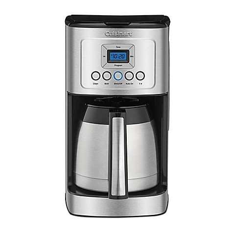 Cuisinart® 12-Cup Programmable Thermal Coffee Maker