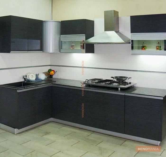 Httpsrenomaniadesignsphotoslshapekitchenp6 L Captivating L Shaped Kitchen  Design India Review