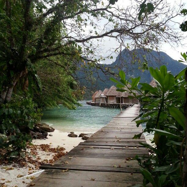 Ora beach, seram island mollucas indonesia