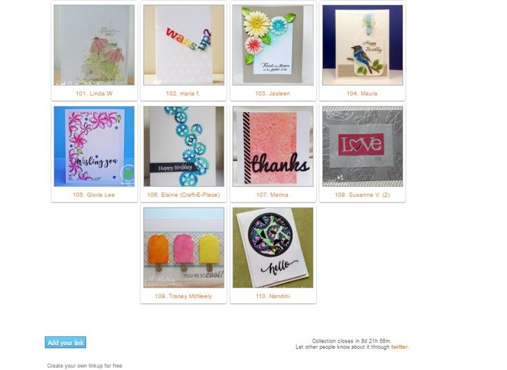 """This month we want to see some die-cuts on your cards.  Make sure to include some stamping (a little or a lot), die-cuts, and then pick something from the """"Your Choice"""" list in the right sidebar to add in."""