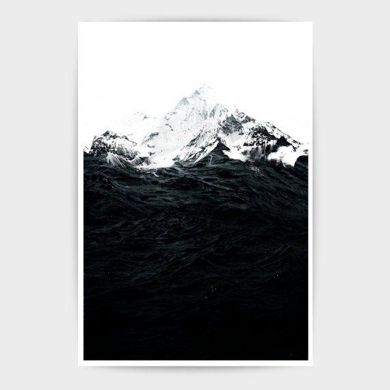'Attraverso molte tempeste' illustrazione di di CreateandCase