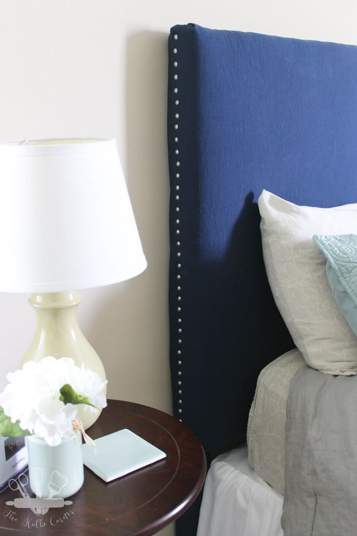I've been plugging along on our mini master bedroom makeover and already shared a few projects with you. This week, I'm sharing an Easy DIY headboard tutorial with you, so you can make a big impact to your space too. Making this headboard was much easier than I expected it to be. In fact, I …