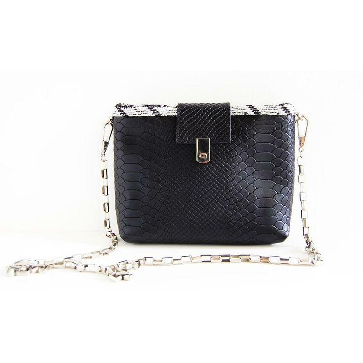 ekzyle.com - Black Crush Clutch, $337.00 (http://www.ekzyle.com/black-crush-clutch/)
