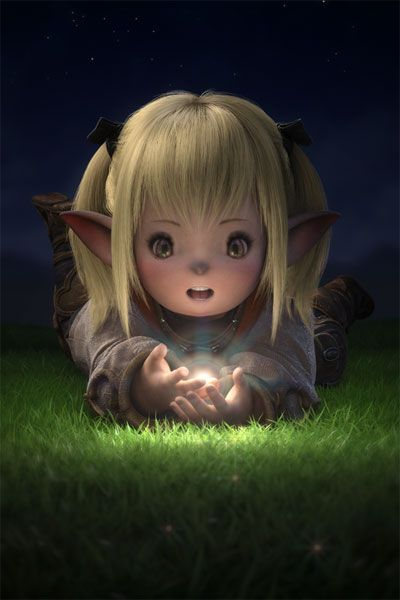 Lalafell - The Final Fantasy Wiki has more Final Fantasy information than Cid could research