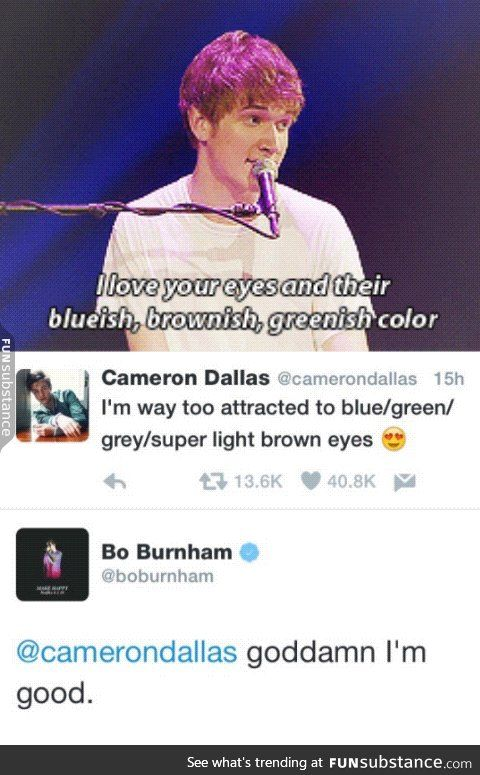 Bo Burnham is hilarious