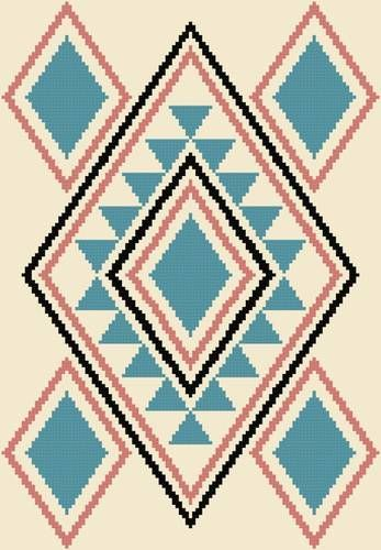 Native American Designs and Patterns | ... designs by susan saltzgiver more in this series western designs 1 2: