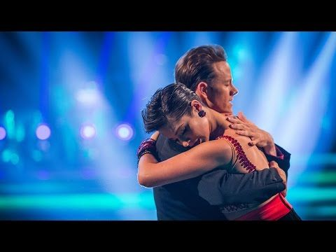 Frankie Bridge & Kevin Clifton Argentine Tango to 'The 5th' - Strictly Come Dancing: 2014 - Week 12