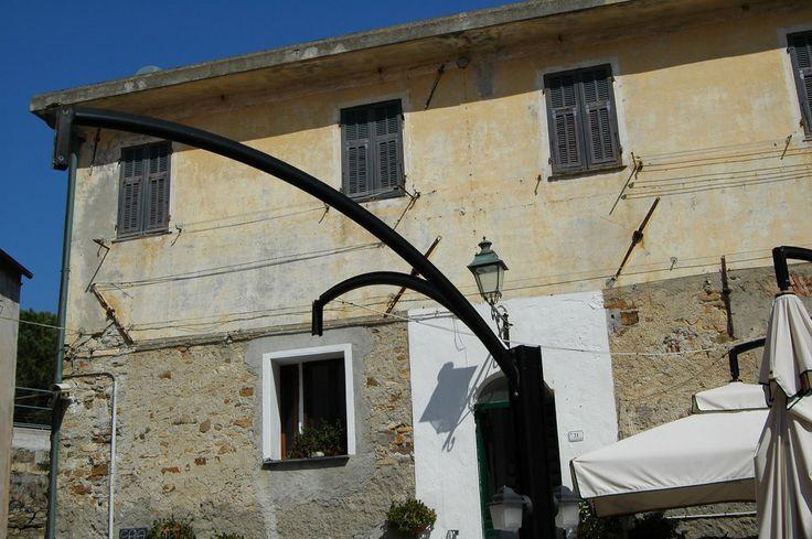 San Lorenzo al Mare (IM), centro storico di ponente