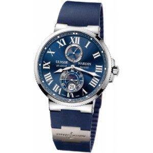 Ulysse Nardin Maxi Marine Chronometer 43mm 263-67-3/43