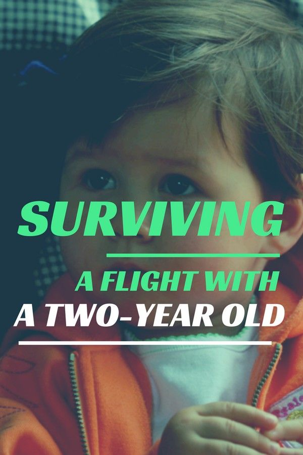 Air Travel With a Toddler: How To Survive Flying with a Two-Year Old #TravelTips #FamilyTravel #ToddlerTravel