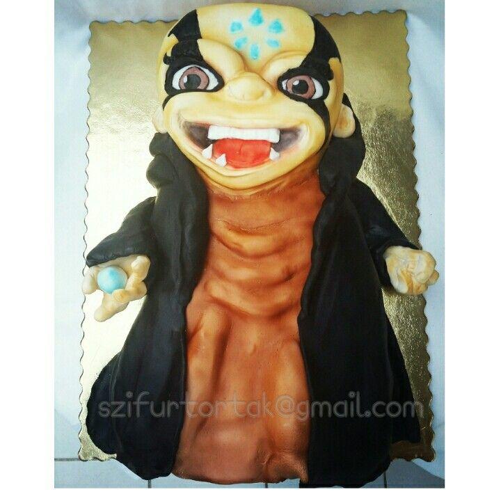 Kaos cake #kaoscake #szifurtortak
