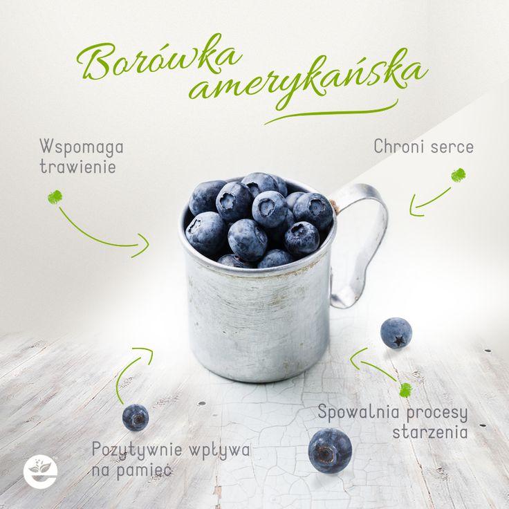 Powerful blueberries - one cup a day helps relieving high blood pressure and harden arteries  :) | Już jedna filiżanka borówek dziennie pomaga obniżać ciśnienie i wzmacnia naczynia krwionośne.