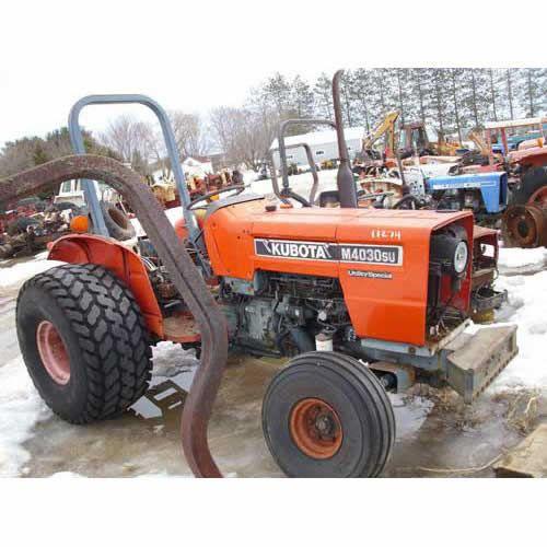 Used Kubota M4030 tractor parts EQ-21830