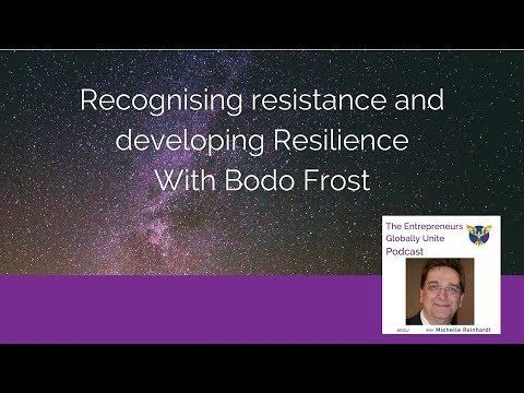E36 Emotional Mastery Video with Bodo Frost