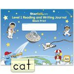 Level I Reading and Writing Journal - Manuscript | Starfall Store