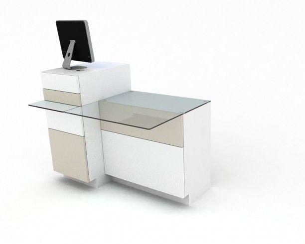 mobilier pharmacie accueil