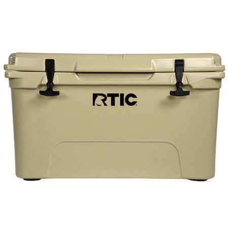 RTIC Cooler (RTIC 45 Tan) - Outdoor Gear – Rushing Attack