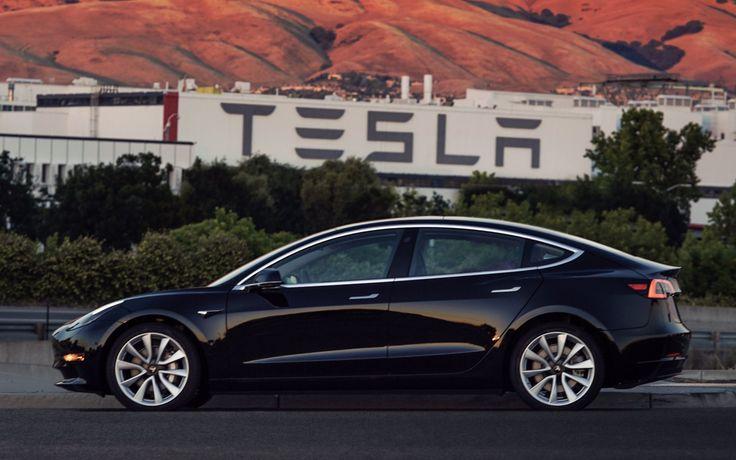 Tesla Model 3 Yeni Fotoğrafları Yayınlandı