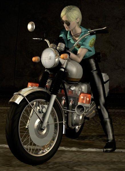 Silent Hill Concept Art