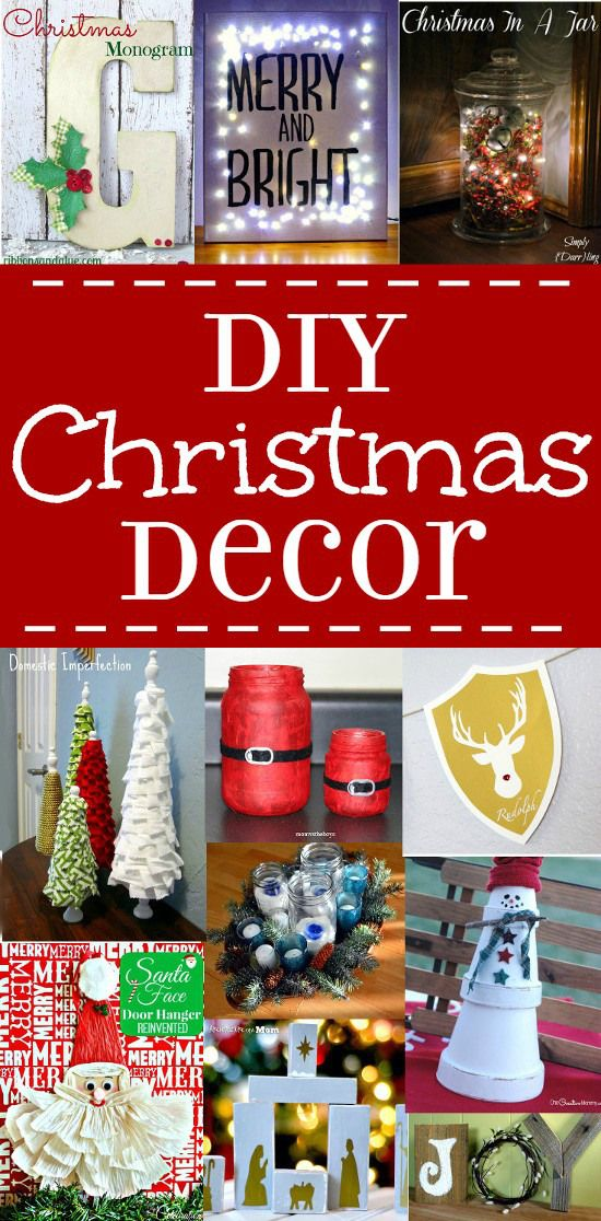 264 Best Christmas Images On Pinterest Christmas Ideas