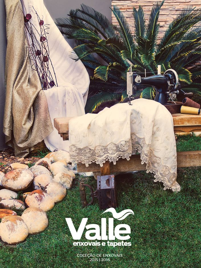 Valle Casa & Conforto   Enxovais, Bordados e Decoração - Ibitinga SP