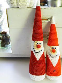 Pfiffigstes Häkelblog: Ahhhh, Weihnachten kommt, aber zuerst der Herbst.